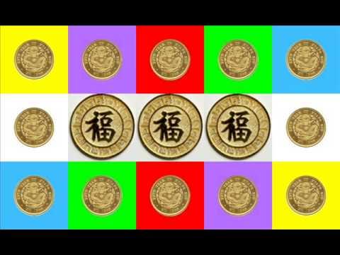 เหรียญมังกร6สี+3ฮก  { 2HOUR }