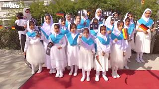 #KalifInDeutschland - die Highlights des Besuchs seiner Heiligkeit aba