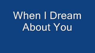 When I Dream About You Lyrics English Song | Best English Love Song