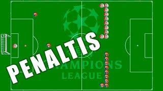 Penaltis Champions League