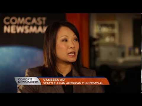 Vanessa Au, Co-founder, Seattle Asian American Film Festival