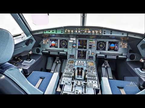 360° Cockpit View Airbus A320 Family