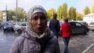 Курсанты автошколы Лидер на экзамене ГИБДД 30.09.16