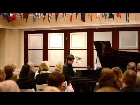 Aza Sydykov plays Rachmaninoff Élégie