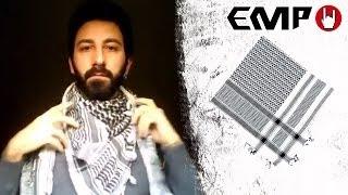 Come indossare la Kefiah by alexpunk