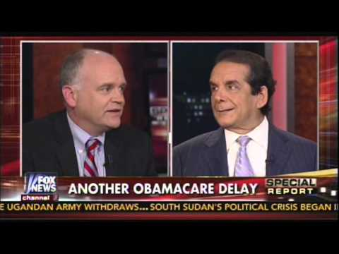 Krauthammer and Fournier on the US as a banana republic