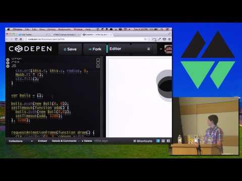 MountainWest JavaScript 2014 - HTML5 Canvas Animation with Javascript