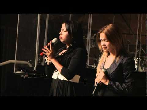 Aguilar Sisters singing It Is Well With My Soul