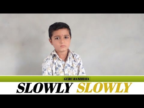 SLOWLY SLOWLY | Guru Randhwa Ft.pitbull |Dance Video  Ganesh Jangid ||SR DIGITAL|| Jangid || Jangid