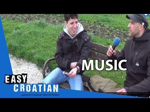 Easy Croatian 21 - Music