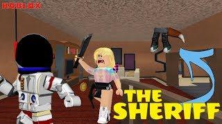 ROBLOX - MURDER MYSTERY - THE WORLD'S BEST SHERIFF
