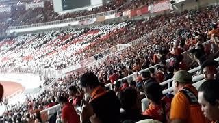 Koreografi #glory Dari Jakmania Pada Final Piala Presiden 2018