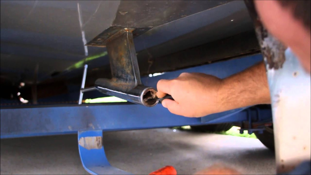 Boat Strut Bushing : Flat bottom v drive strut bushing replacement part