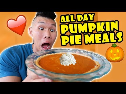 pumpkin-pie-meals-for-breakfast-lunch-+-dinner-||-life-after-college:-ep.-657