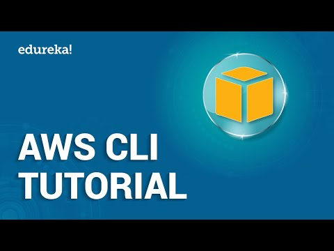 AWS CLI Tutorial | Introduction To AWS Command Line Interface | AWS