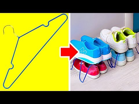 21 GENIUS WIRE HANGER LIFE HACKS TO MAKE LIFE EASIER