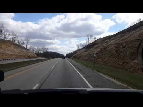 BigRigTravels LIVE! - Cincinnati, OH to Nitro, WV - Sun Mar 20 12:54:30 EDT 2016