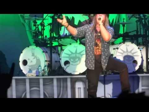 Helloween - Future World - Live in Praha 2016