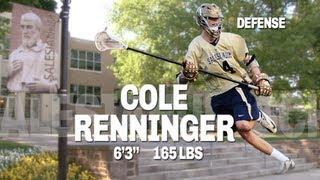 Cole Renninger - LSM / Defense - Salesianum School