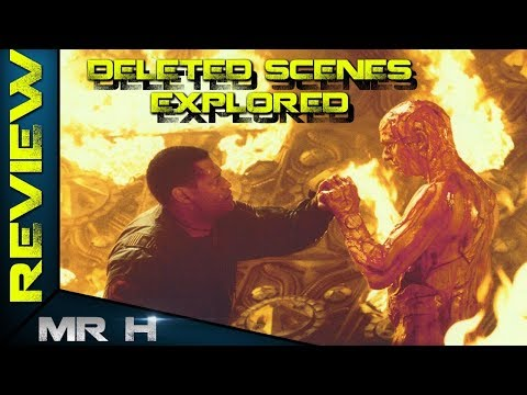 EVENT HORIZON DELETED SCENES EXPLORED