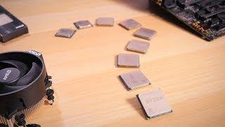 Ryzen 2600 - снова лучший процессор?
