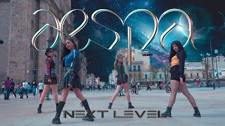 Download [KPOP IN PUBLIC CHALLENGE] AESPA (에스파) - NEXT LEVEL - DANCE COVER BY AFTER DC FROM MEXICO