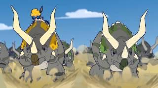 """Aventuras Imaginext """"O Poder dos Dinossauros"""""""