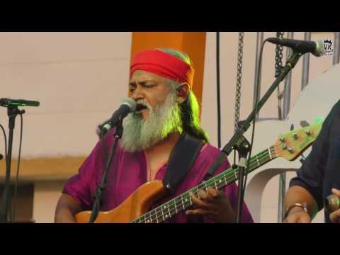 maa rewa live concert indian ocean band in JabalpurWith Juglbandi