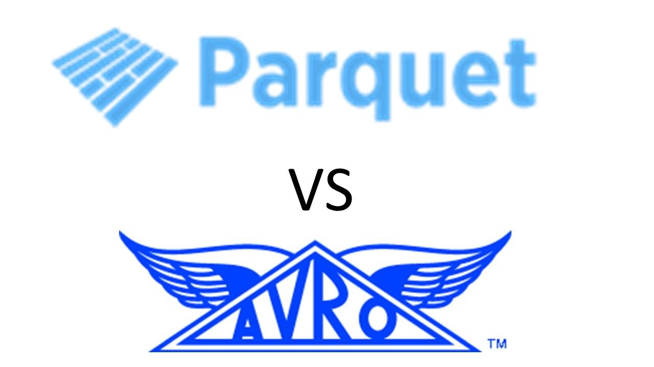 Parquet vs Avro