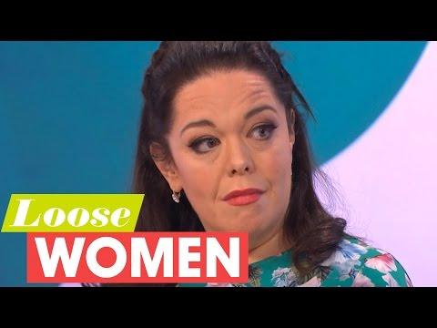 Lisa Riley Had a Tough Time While Filming Drama 'Three Girls' | Loose Women
