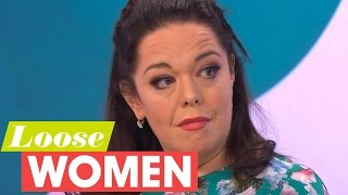 Lisa Riley Had a Tough Time While Filming Drama 'Three Girls' | Loose Women