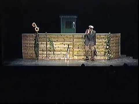 Herr Holm - Privat! 16.2.2007 im Theater TRIBÜNE Berlin