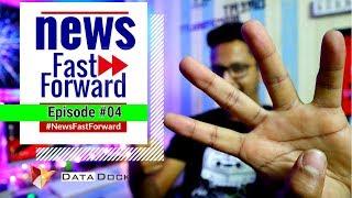 Tech News Fast Forward #04 | Latest Technology News in Hindi | Data Dock