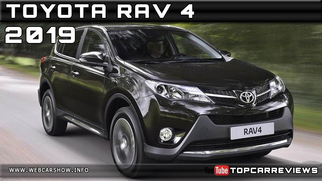 2019 Toyota Rav 4 Review Rendered Price Specs Release Date Youtube