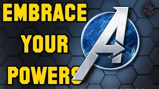 EMBRACE YOUR POWERS | E3 Breakdown - Marvel's Avengers