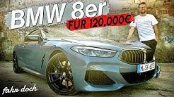 DER NEUE BMW 840d 2019   Das beste Auto von BMW? Review und Fahrbericht   Fahr doch