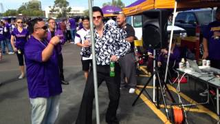 Vikings Home Opener 2015 Tailgate Party.
