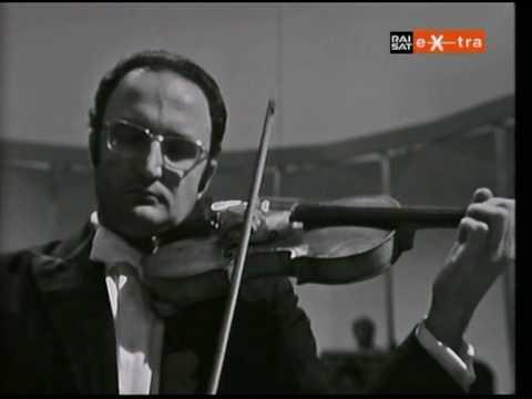 """Salvatore Accardo - VARIAZIONI """"NEL COR PIÙ NON MI SENTO"""" (1972)"""