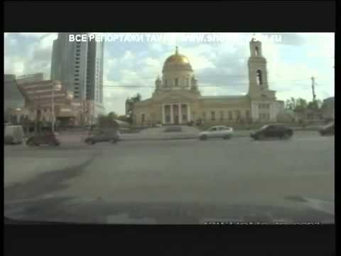 видео: Дипломата из азербайджана поймали на встречке
