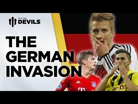 German Invasion? | Manchester United...