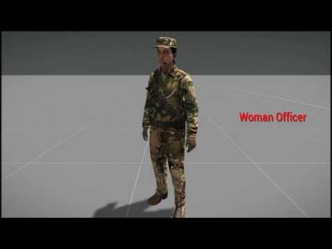 ArmA3 - Women in War