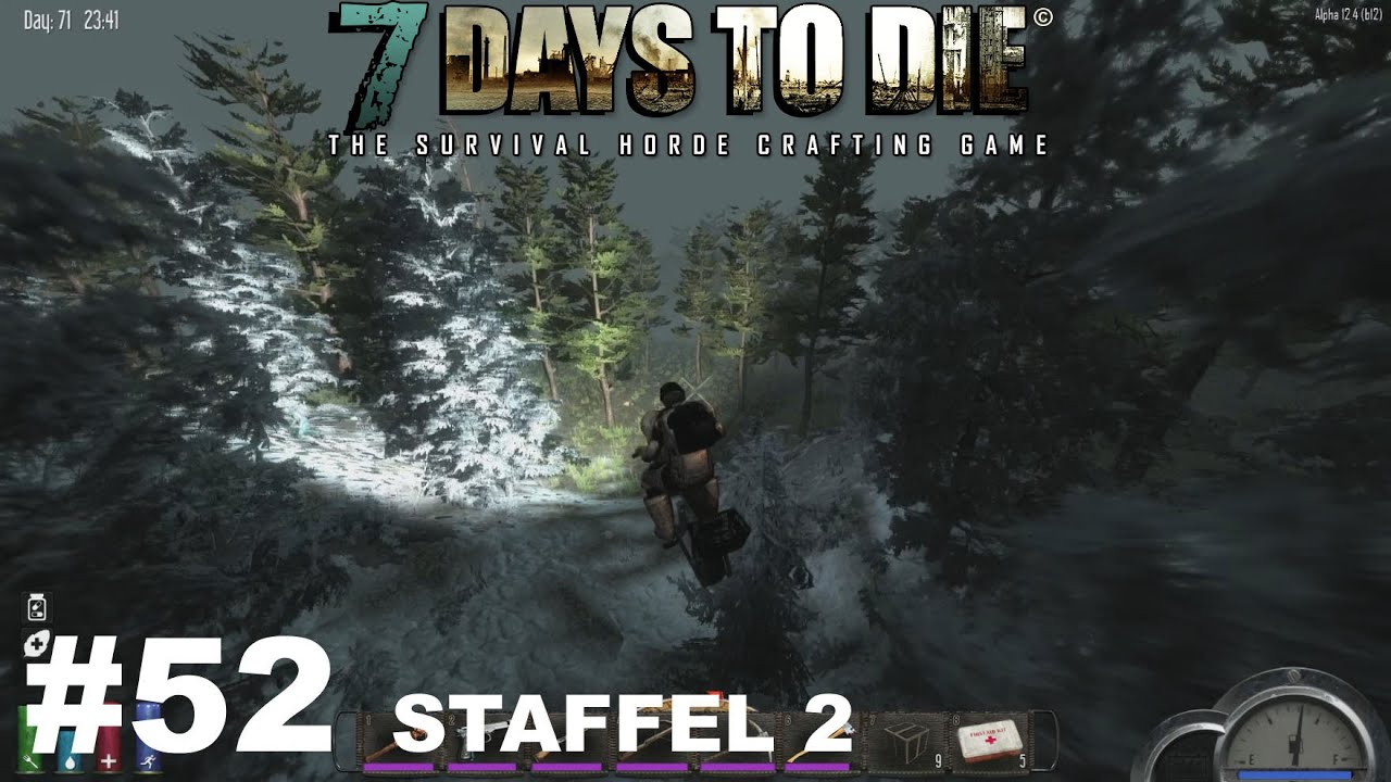 days to die how to accellerate on bike