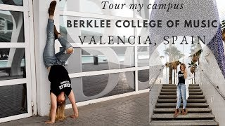 BERKLEE CAMPUS TOUR   Valencia, SPAIN