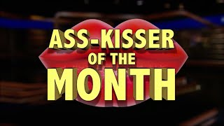 Ass-Kisser of the Month: Mike Pence | Real Time with Bill Maher (HBO)