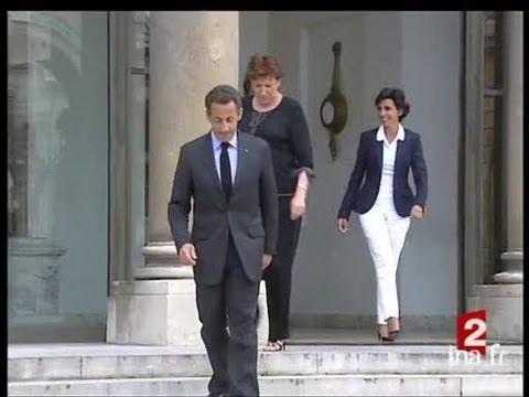 Le salaire de Nicolas Sarkozy