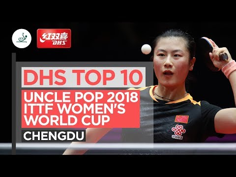 DHS ITTF Top 10 - 2018 Women's World Cup