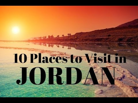 10 Best Places to Visit in Jordan