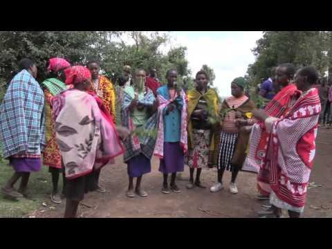 Meitamei Olol Dapash (Shamba) Grassroots Organizer in Maasailand