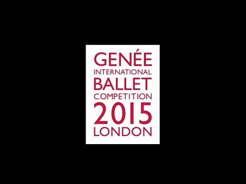 Genée International Ballet Competition - London 2015