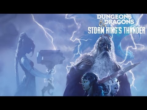 """D&D 5E """"Storm King's Thunder"""" Session 0 - Character Creation"""